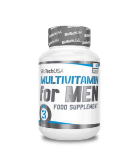 Multivitamin biotech