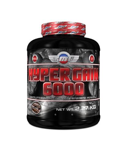 Πρωτεΐνη TMU HYPER GAIN 6000 (2.270gr)