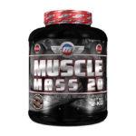 Muscle mass 20