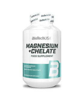 Magnesium + chelate (60caps) | Fitius.gr