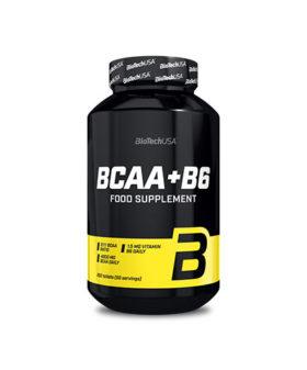Αμινοξέα Bcaa+B6 (200tabs) | Fitius.gr
