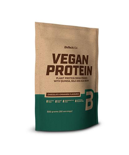 Πρωτεΐνη VEGAN PROTEIN (500gr)   Fitius.gr