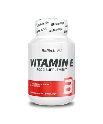 Βιταμίνες VIT. E (100softgels) | Fitius.gr