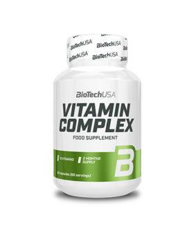 Πολυβιταμίνη VITAMIN COMPLEX (60caps) | Fitius.gr