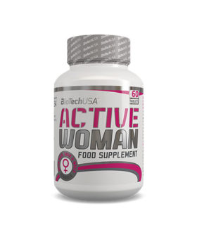 Βιταμίνες ACTIVE WOMAN (60tabs) | Fitius.gr