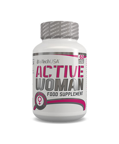 Βιταμίνες ACTIVE WOMAN (60tabs) | Fitius.gr