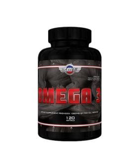 Βιταμίνες TMU OMEGA 3 (120 softgels) | Fitius.gr
